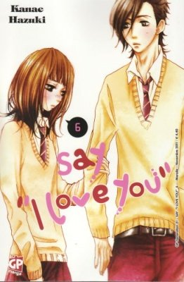 "SAY ""I LOVE YOU"" 6"