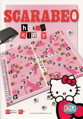 SCARABEO POCKET HELLO KITTY