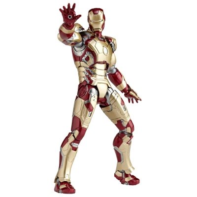 SCI-FI REVOLTECH 049 IRON MAN MARK XLII ACTION FIGURE
