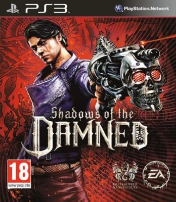 SHADOWS OF THE DAMNED PS3 USATO GARANTITO