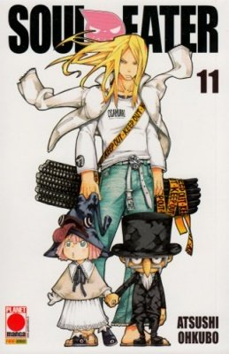 SOUL EATER 11 RISTAMPA
