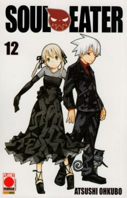 SOUL EATER 12 RISTAMPA
