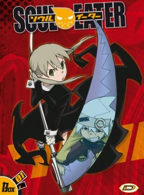 SOUL EATER COLLECTOR'S BOX 1  (3 DVD)