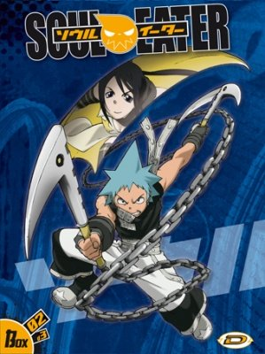SOUL EATER COLLECTOR'S BOX 2  (3 DVD)