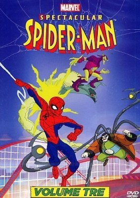 SPECTACULAR SPIDER-MAN VOL. 3 - DVD