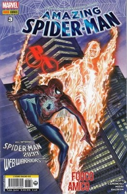 SPIDER-MAN 652 - L'UOMO RAGNO - AMAZING SPIDER-MAN 3