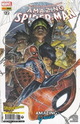 SPIDER-MAN 661 - L'UOMO RAGNO - AMAZING SPIDER-MAN 12
