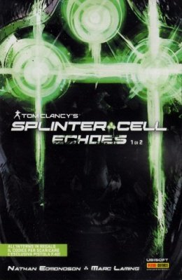SPLINTER CELL ECHOES 1 - PANINI COMICS MIX 41