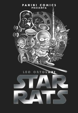 STAR RATS A COLORI DELUXE RISTAMPA