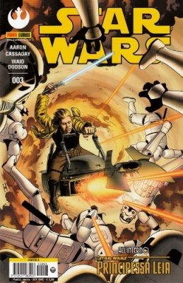 STAR WARS 3 NUOVA SERIE COVER A