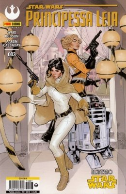 STAR WARS 3 NUOVA SERIE COVER B