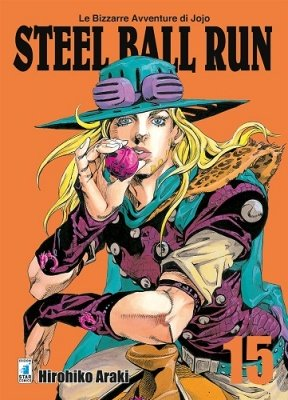 STEEL BALL RUN 15