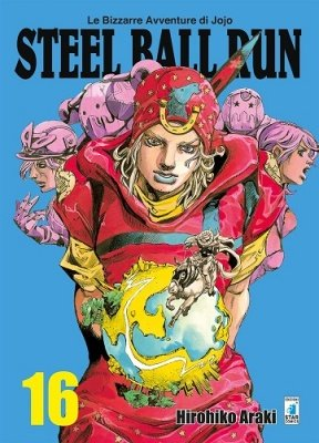 STEEL BALL RUN 16