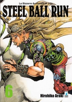 STEEL BALL RUN 6