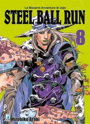 STEEL BALL RUN 8