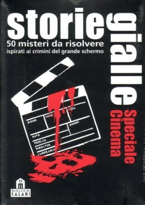 STORIE GIALLE - SPECIALE CINEMA