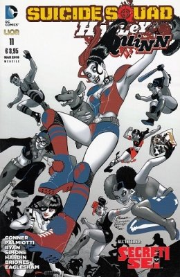 SUICIDE SQUAD/HARLEY QUINN 11