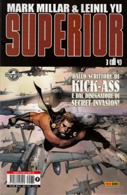 SUPERIOR 3 - PANINI COMICS MIX 32