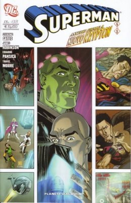 SUPERMAN 46 - ASSEDIO FINALE A NUOVO KRYPTON 4 (DI 5)