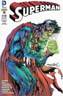 SUPERMAN N. 43 VARIANT HALLOWEEN