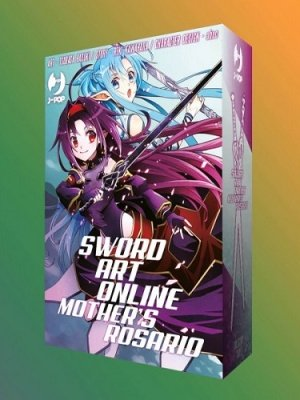 SWORD ART ONLINE MOTHER'S ROSARIO BOX
