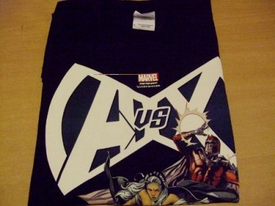 T-SHIRT AVX IO STO CON GLI X-MEN - TG. XL