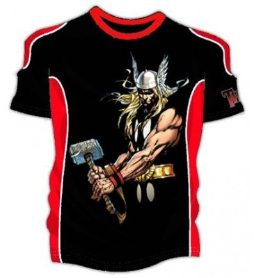 T-SHIRT MARVEL - THOR - TG. L
