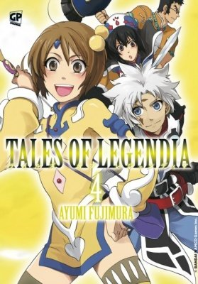 TALES OF LEGENDIA 4