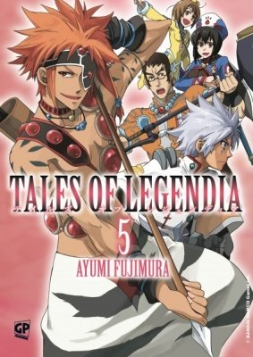 TALES OF LEGENDIA 5
