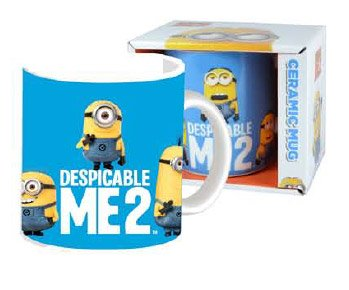 TAZZA CATTIVISSIMO ME 2 - DESPICABLE ME MINION MADE