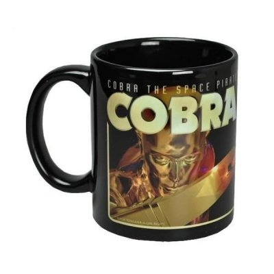 TAZZA COBRA THE SPACE PIRATE