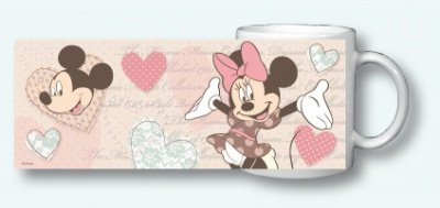 TAZZA MINNIE MOUSE DISNEY