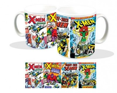 TAZZA X-MEN CLASSIC COVER