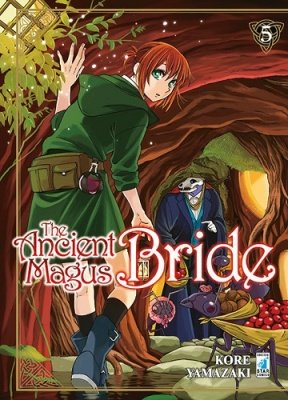 THE ANCIENT MAGUS BRIDE 5