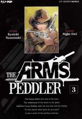 THE ARMS PEDDLER 3