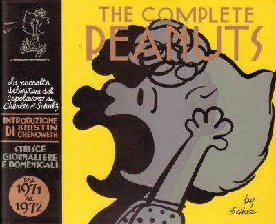 THE COMPLETE PEANUTS 11 - 1971/1972