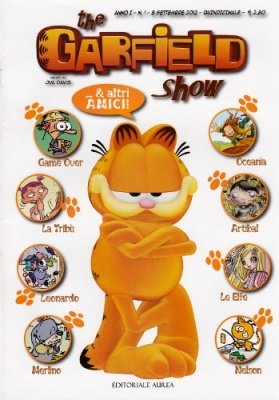 THE GARFIELD SHOW 1