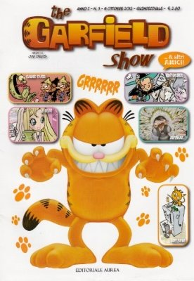THE GARFIELD SHOW 3