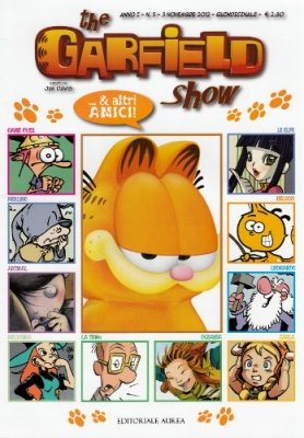 THE GARFIELD SHOW 5