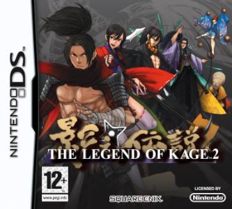 THE LEGEND OF KAGE 2 NINTENDO DS NUOVO