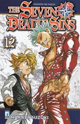 THE SEVEN DEADLY SINS - NANATSU NO TAIZAI 12