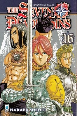 THE SEVEN DEADLY SINS - NANATSU NO TAIZAI 16