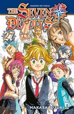 THE SEVEN DEADLY SINS - NANATSU NO TAIZAI 27