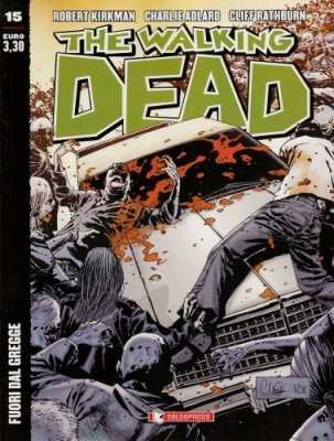 THE WALKING DEAD 15 - FUORI DAL GREGGE