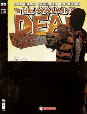 THE WALKING DEAD 25 - LUCILLE COVER B