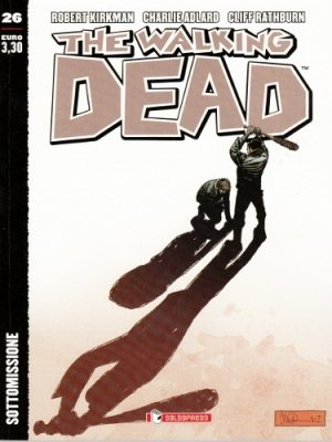 THE WALKING DEAD 26 - SOTTOMISSIONE