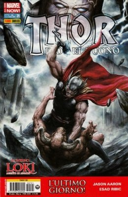 THOR 191 - THOR DIO DEL TUONO 21 ALL-NEW MARVEL NOW!