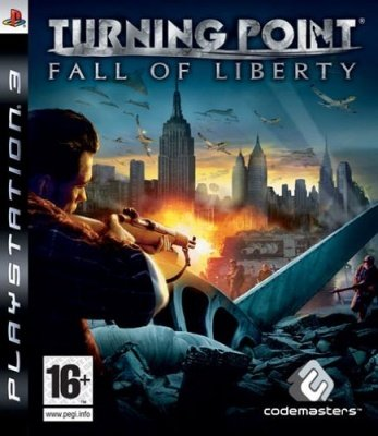 TURNING POINT FALL OF LIBERTY PS3 USATO