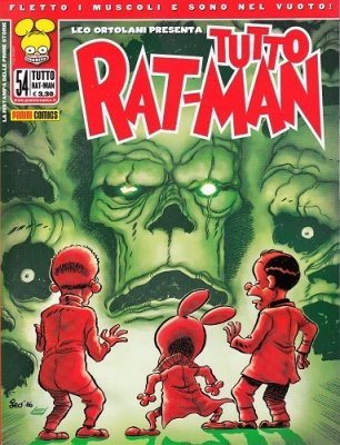 TUTTO RAT-MAN 54
