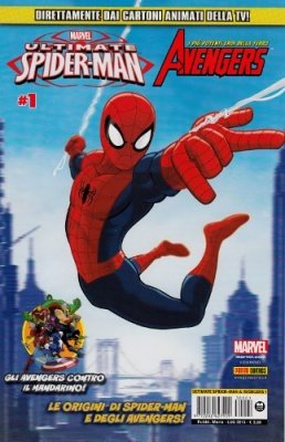 ULTIMATE SPIDER-MAN & GLI AVENGERS 1